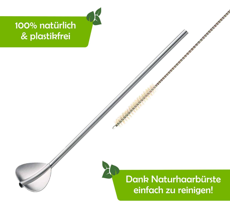 Plastikreis Paddel Schaufel Loeffel Schoepfloeffel 2 Stk Klar Weiss M4Q3 Q8S4